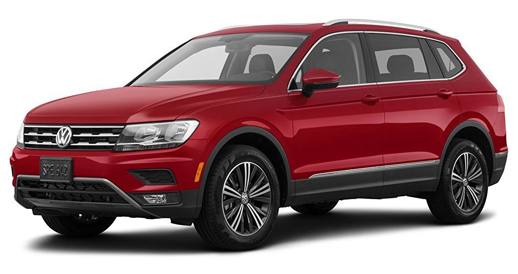 2018 Volkswagen Tiguan SEL Premium Volkswagen jetta