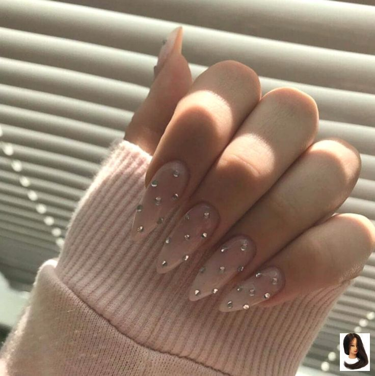 Mar 11 2020 - #almond nails #amp #design ideas # for # ...