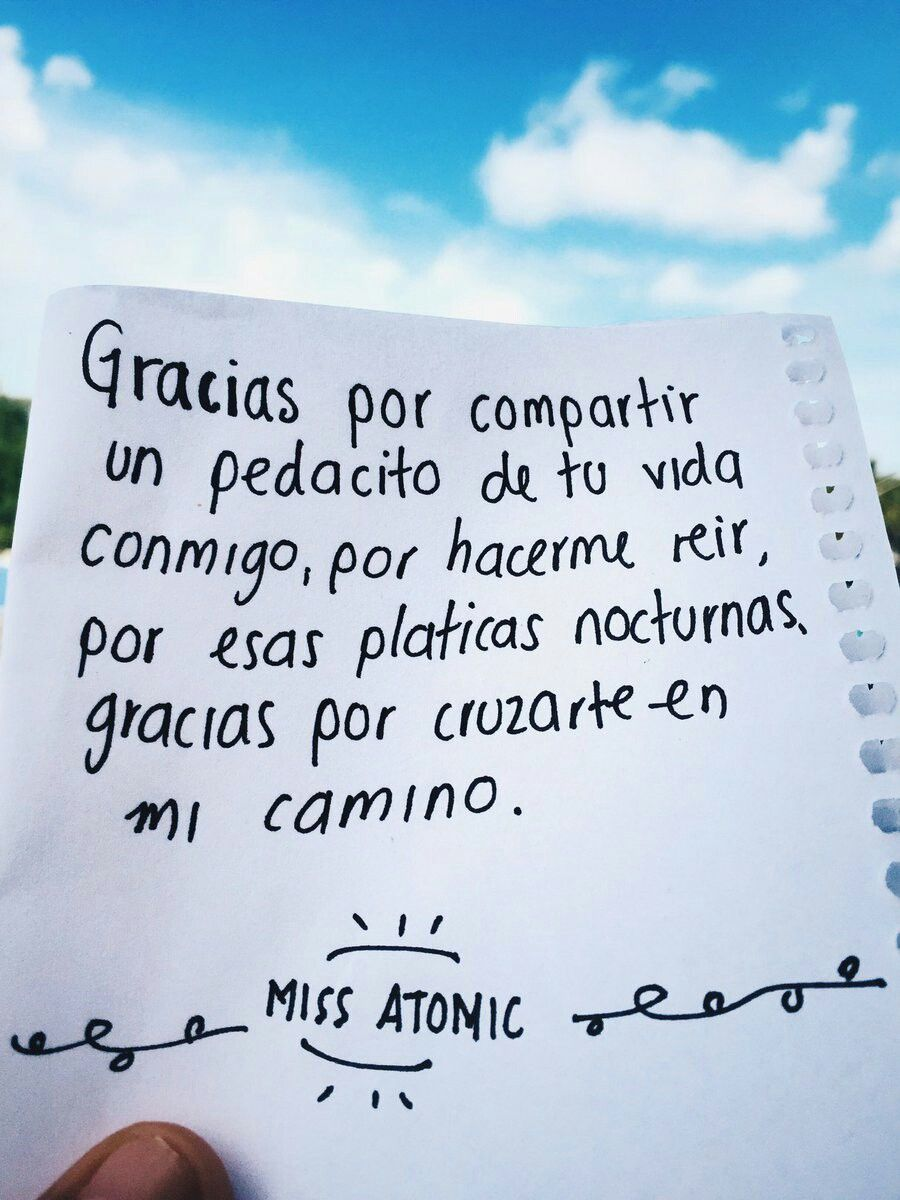 Gracias Por Todo Frases Amor Amor Frases De Amor Y Frases