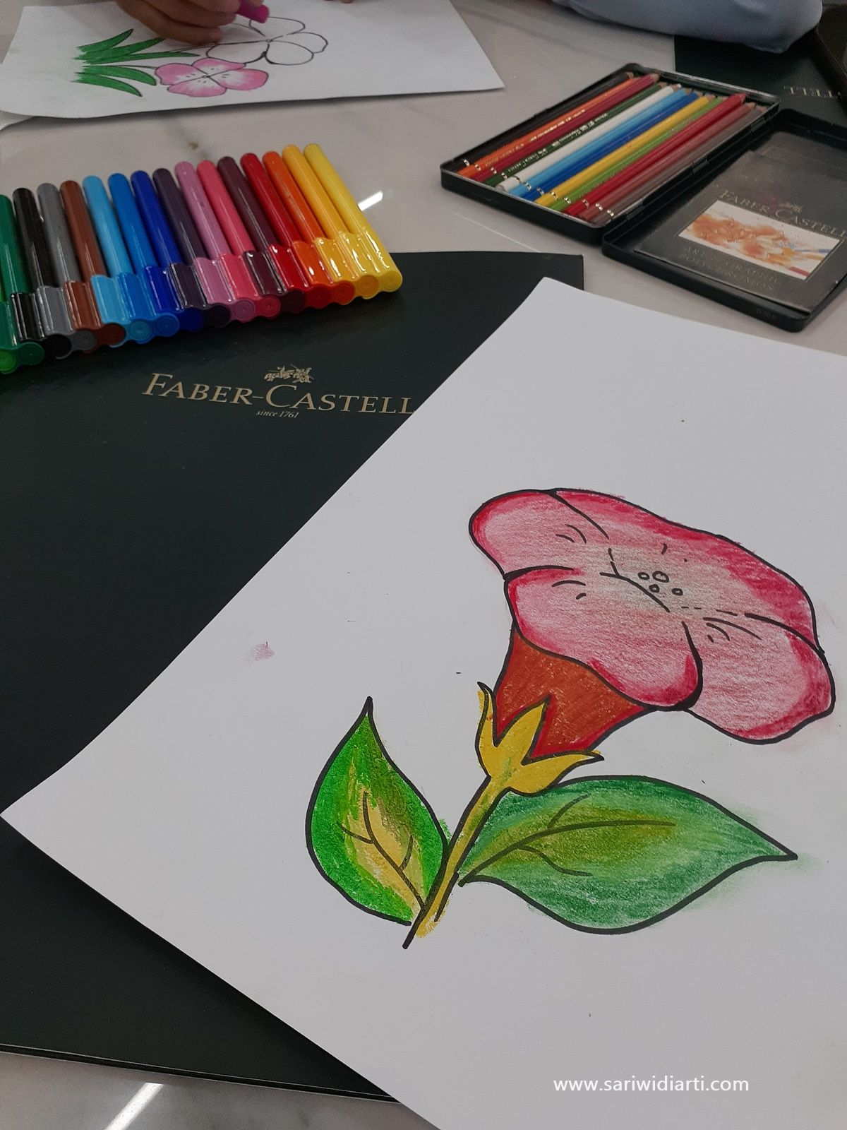 faber castell soft pastel