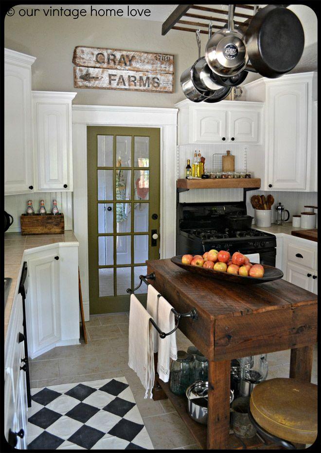 Mesa rustica | muebles | Pinterest | Cocinas, Rusticas y Campo