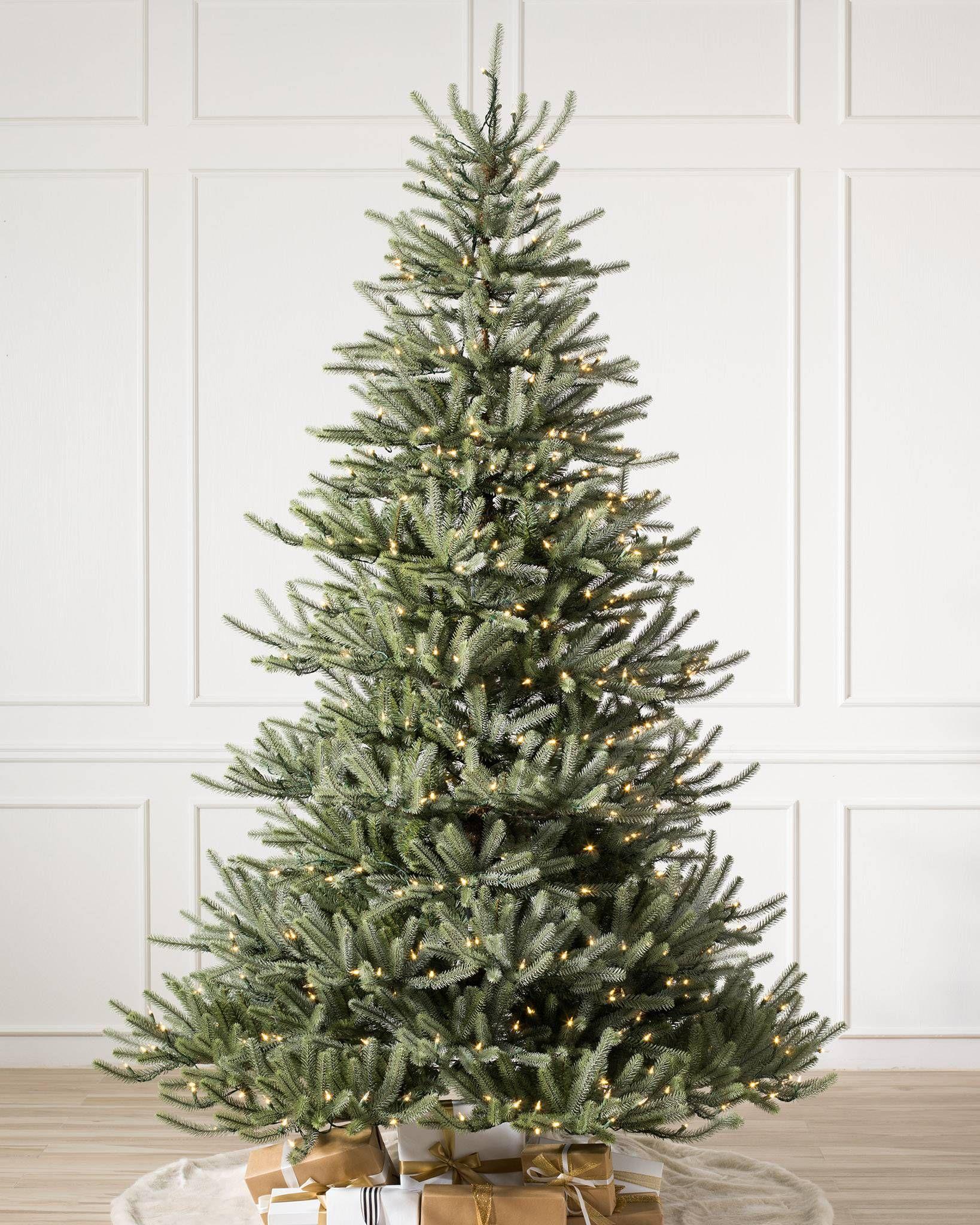 Sanibel Spruce™ Tree Realistic artificial christmas