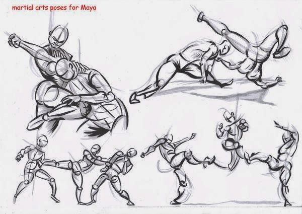 Artes 10 Referencias Para Peleas Epicas Dibujo De Referencia Poses Dibujos Produccion Artistica