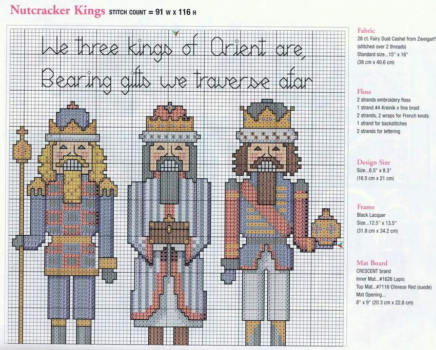 Nutcracker 2 I Have This Pattern Must Find It Xmas Cross Stitch Christmas Cross Stitch Cross Stitch Fruit