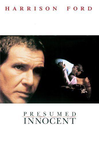 Presumed Innocent Harrison Ford, Brian Dennehy, Raul - presumed innocent movie