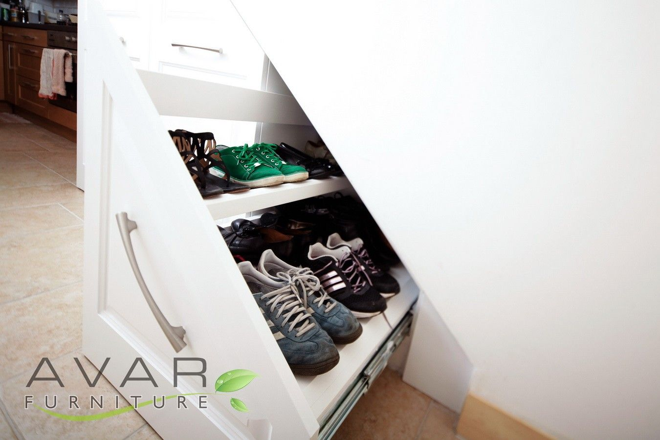 Bespoke Fitted Furniture Shoes Storage Solution Gallery