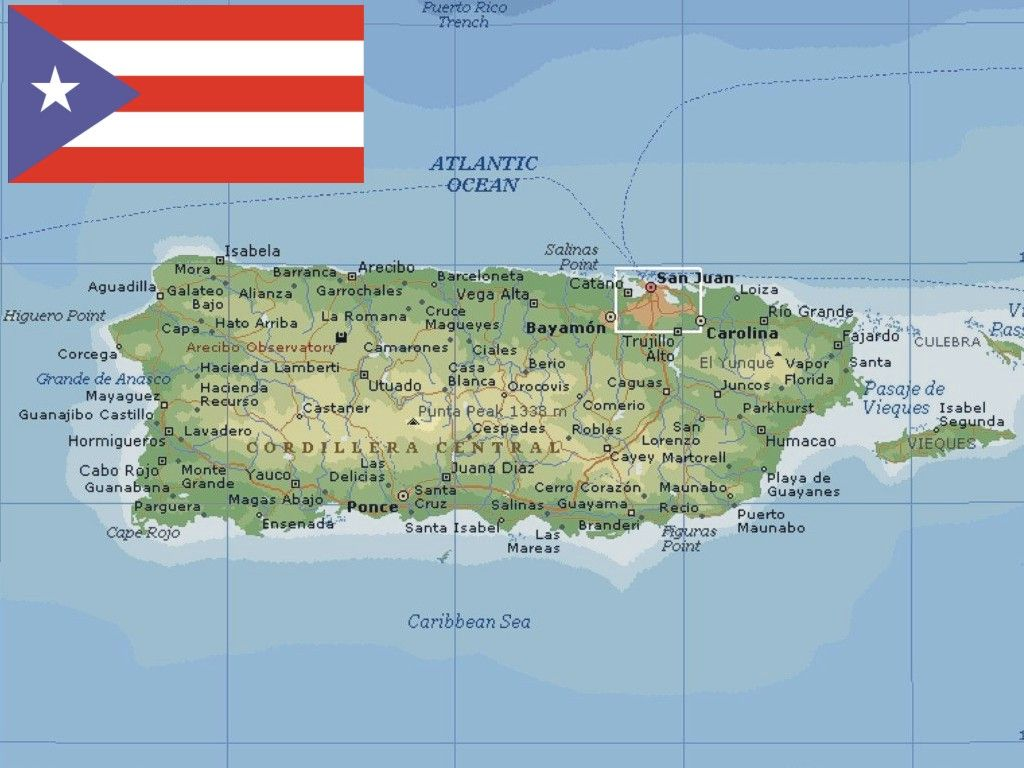 map of puerto rico. map of puerto rico  file name  dotpuertoricomap