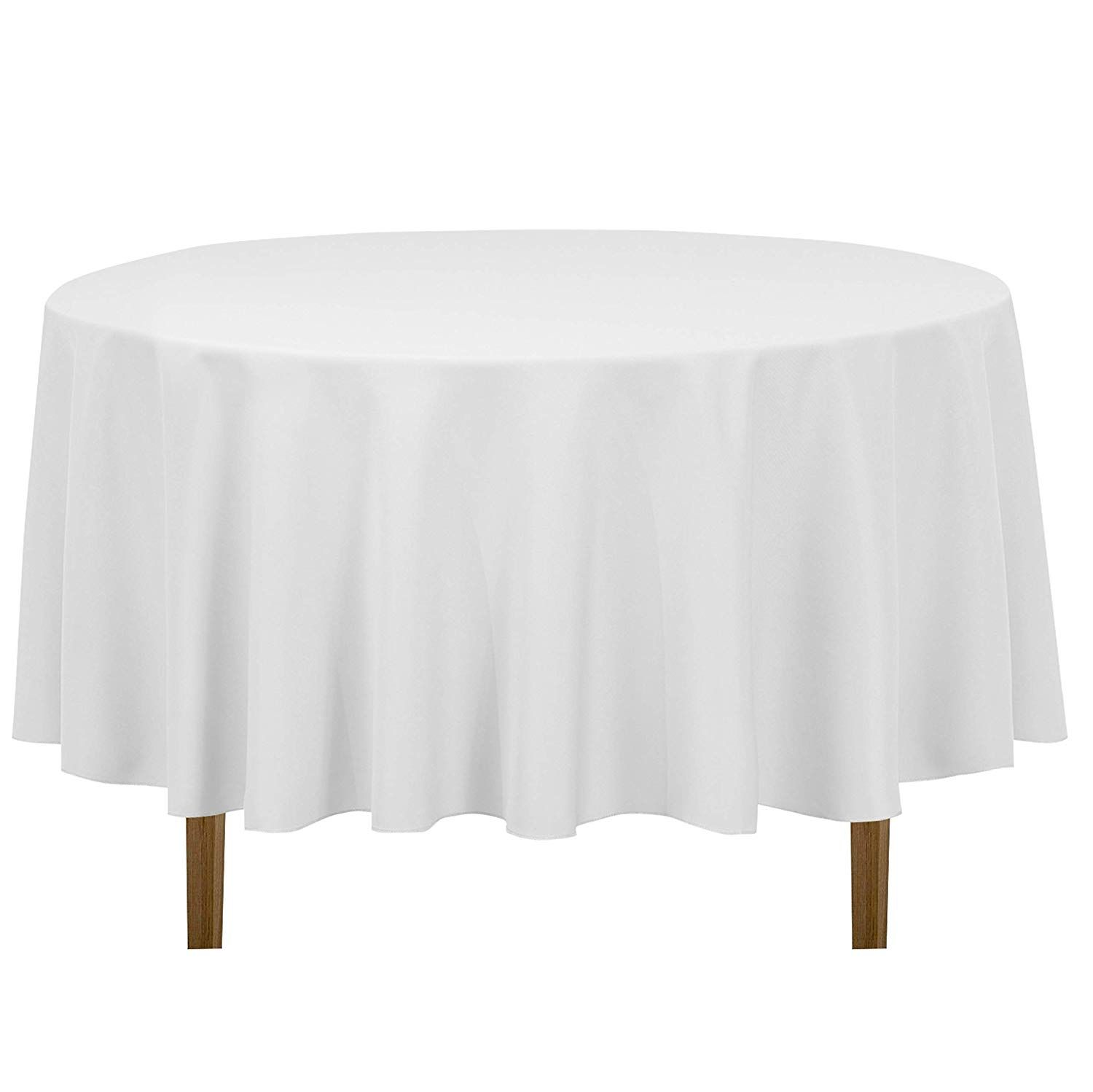 108 Inch White 108 Inch Round Tablecloths Table Cloth 90 Round Tablecloths