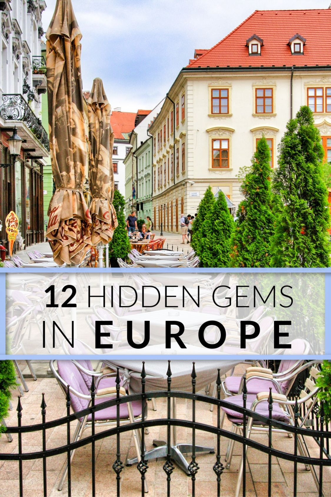 London, Rome and Paris seem to get all the glory. This year, skip Europe's biggest tourist traps and instead explore some of its lesser known beautiful destinations. If you haven't heard of Perast, Mdina, or Figeac, then hopefully your bucket list just grew a little longer. Check out my list of some of Europe's best hidden gems for some off-the-beaten-path travel inspiration!