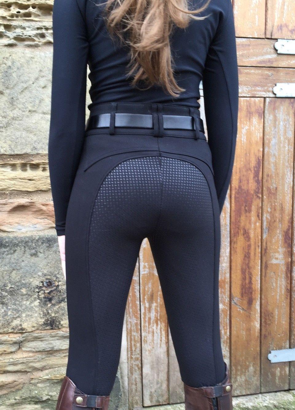 Pikeur Breeches Black Equestrian Fashion Pinterest
