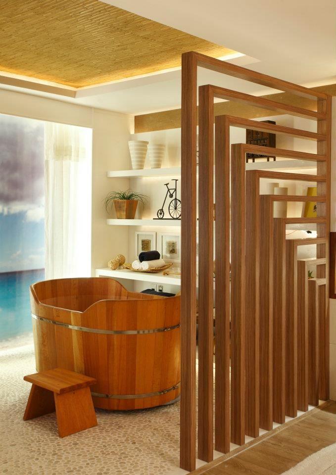 16+ Creative Room Divider Headboard Ideas images