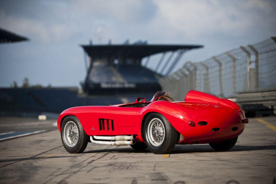 Ý sang trọng xe Maserati 300S - Vintage Truyền theory Maserati 300S ...