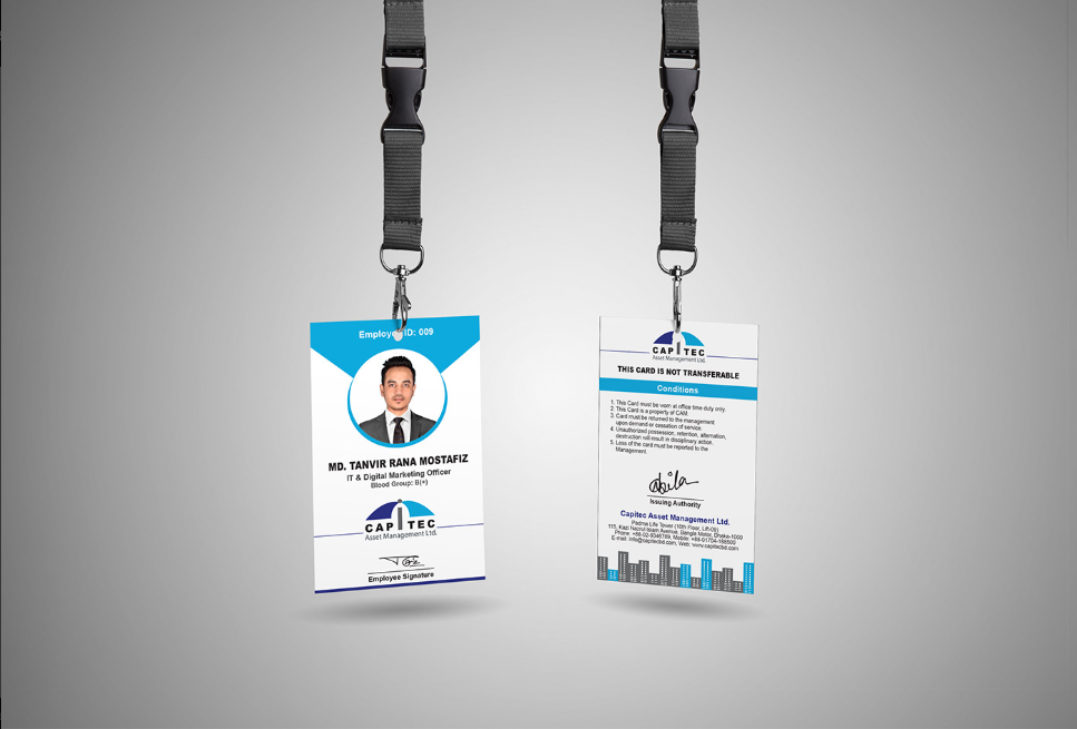 Corporate ID Card Design   | Printing Item | Corporate id