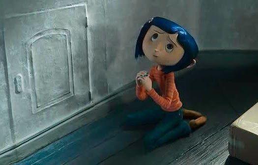 Coraline Jones and the little door Coraline, Coraline
