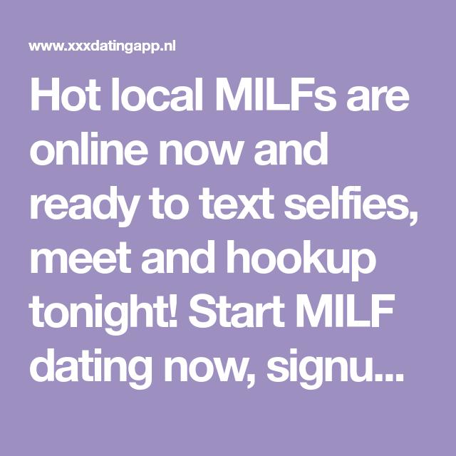 Local milfs free meet Let Milf