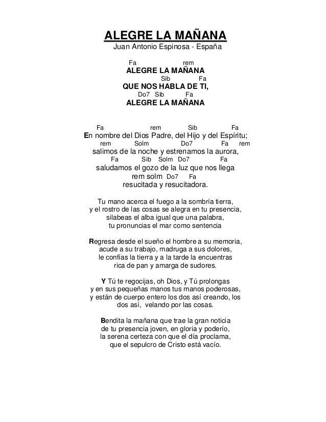 Cantoral De Entrada Con Acordes 2016 Los Ojos La Libertad Espíritu Santo