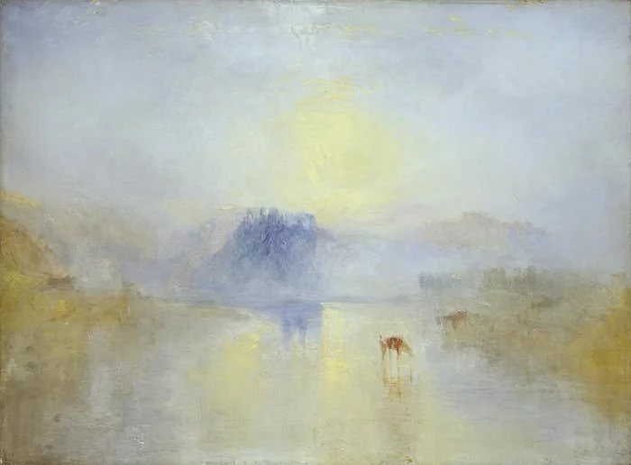 10 Most Famous Paintings By J M W Turner Turner Painting