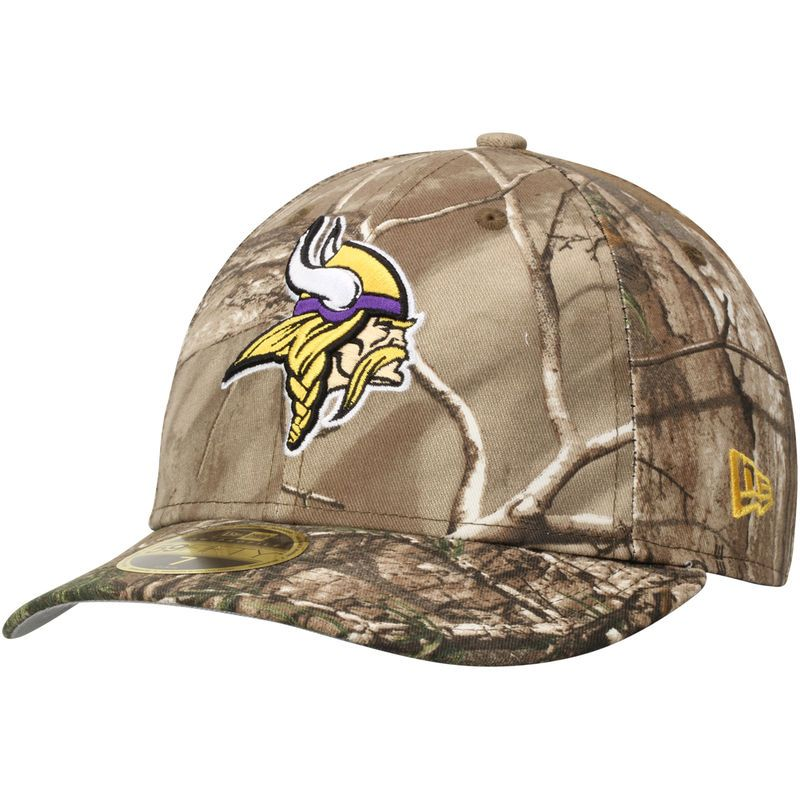 NEW Era 59 FIFTY LOW PROFILE CAP-Minnesota Vikings