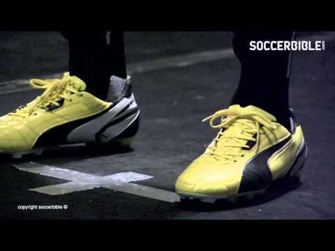 Mikel Arteta Interview - PUMA King