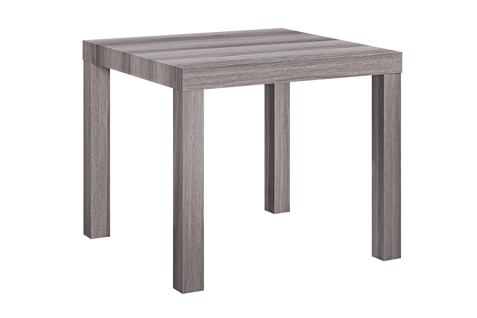 Mainstays Parsons Square End Table Multiple Colors Ad Square Spon Parsons Mainstays In 2020 End Tables Mainstays Table