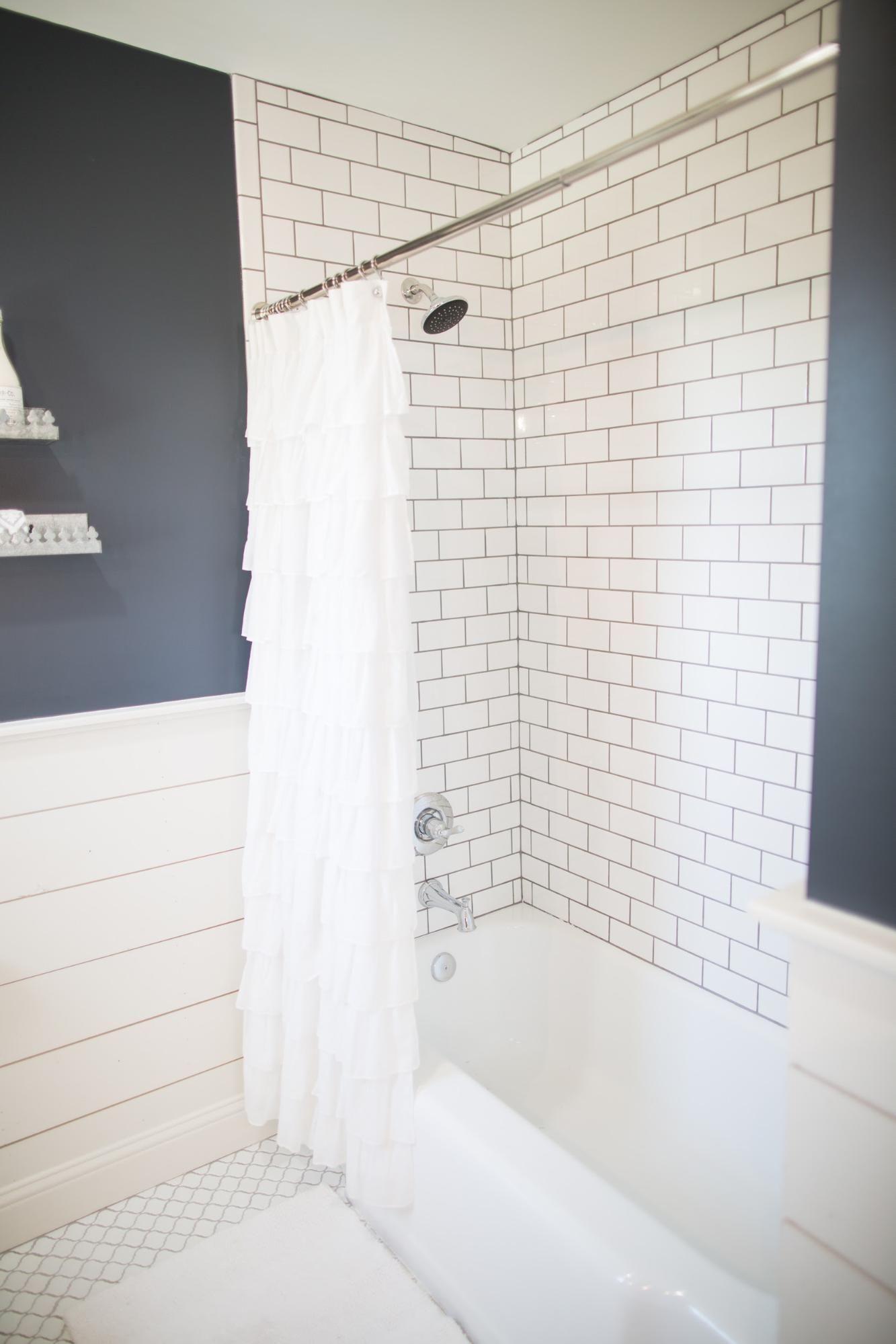 Fixer Upper Bathroom Inspiration Shiplap Bathroom Small Bathroom
