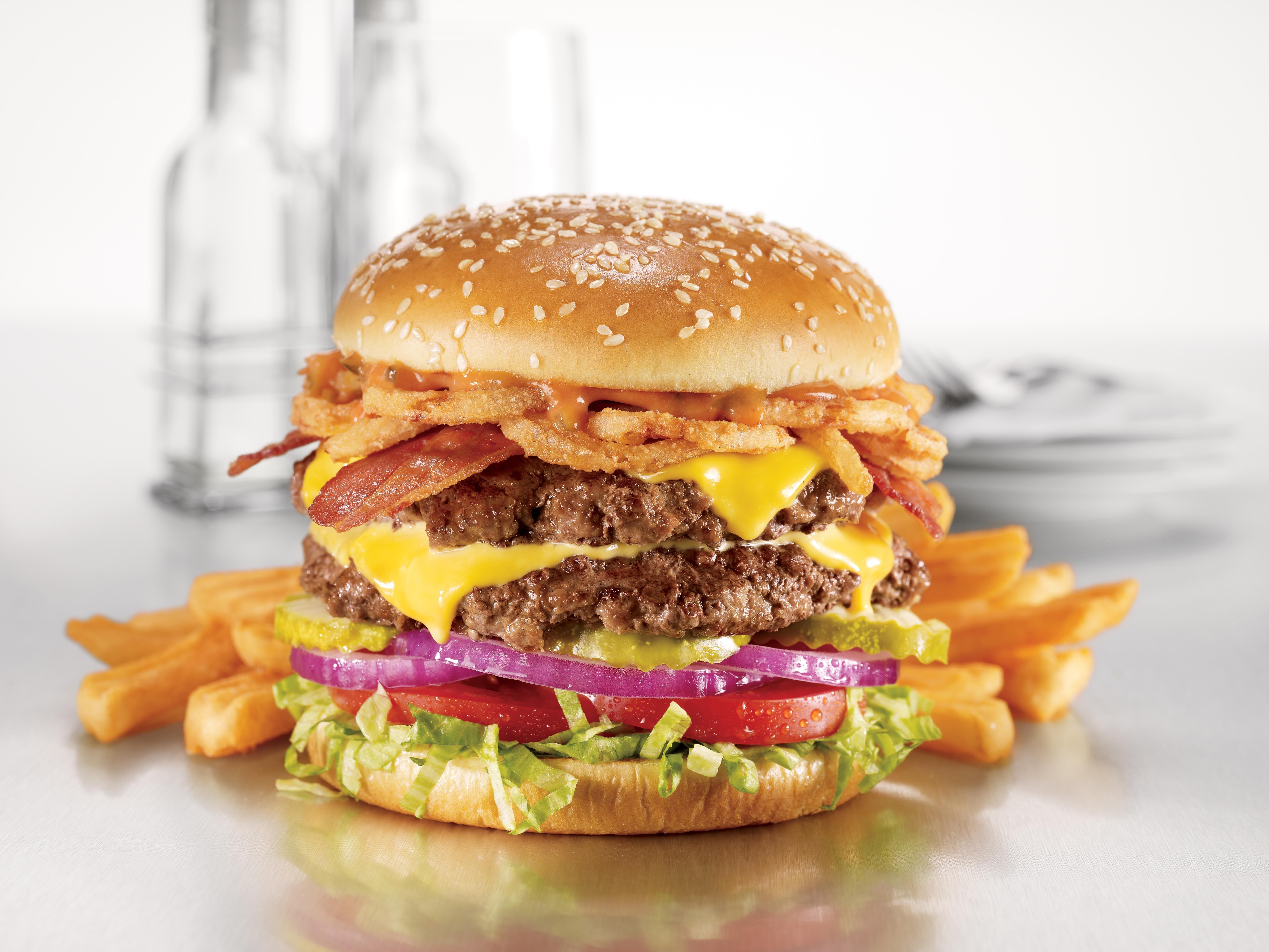 Burger Full Hd Wallpaper Photo Con Imagenes Hamburguesas De
