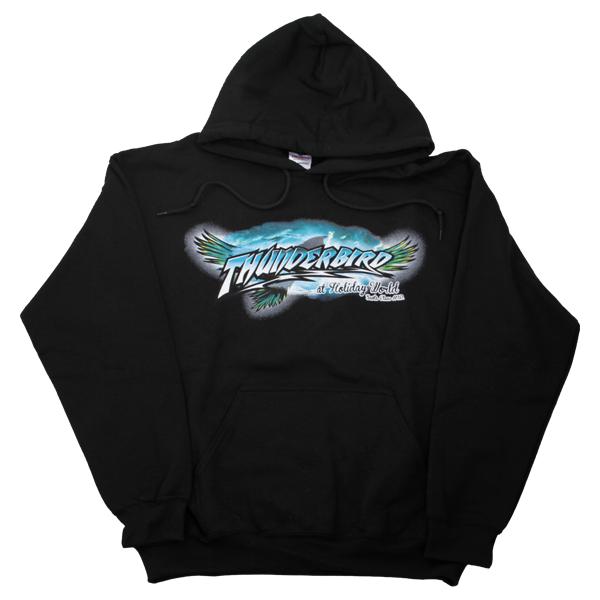 Thunderbird Hoodie   Hoodies, Holiday world, Shopping