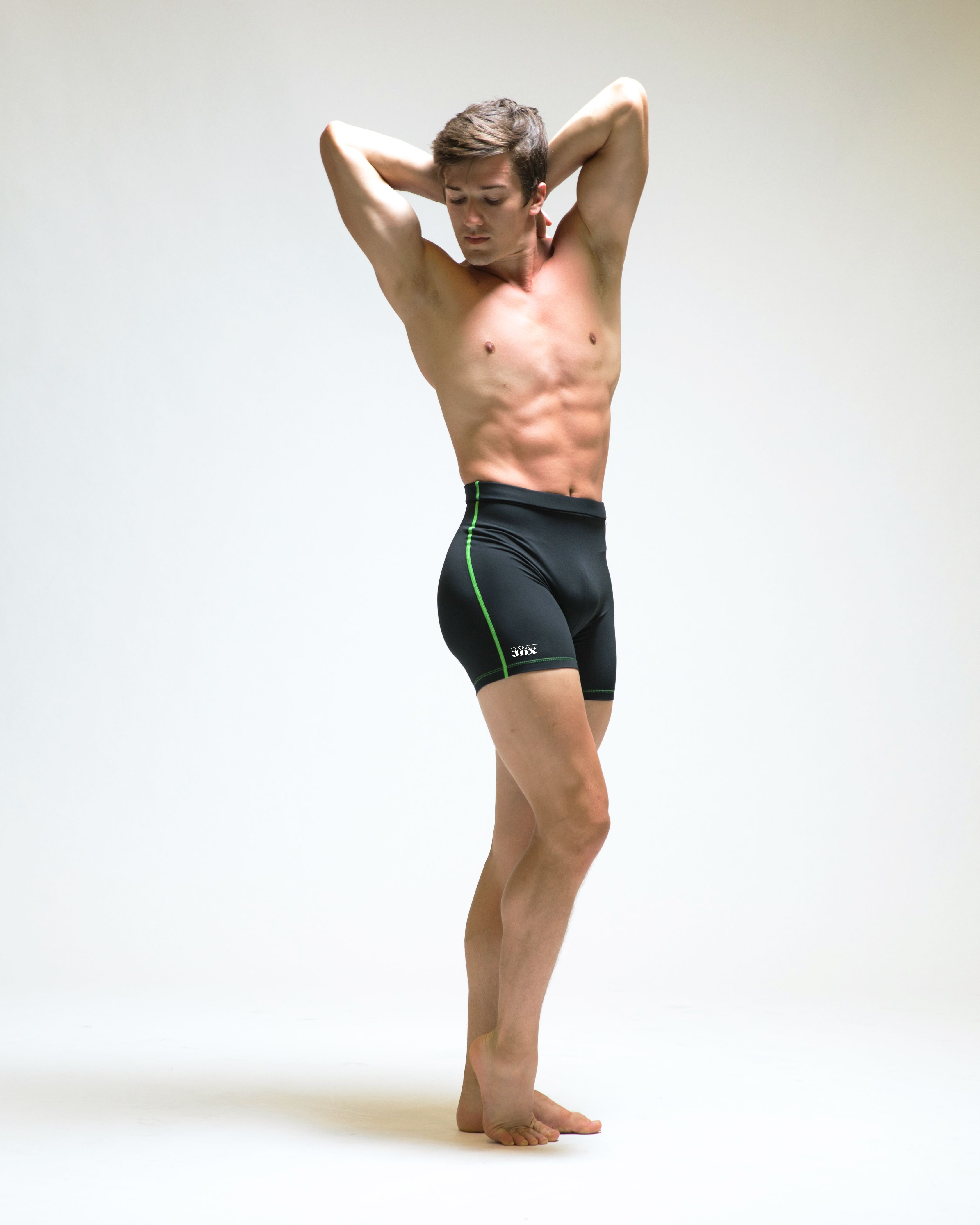 Male Ballet Dancer Texas Ballet Theater Men S Dancewear Active Shorts By Dance Jox Mens Dance Wear Dance Wear Male Ballet Dancers