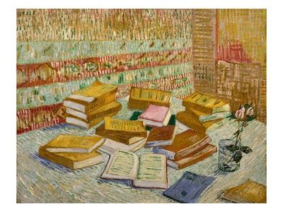 The Parisian Novels (The Yellow Books)  by Vincent Van Gogh