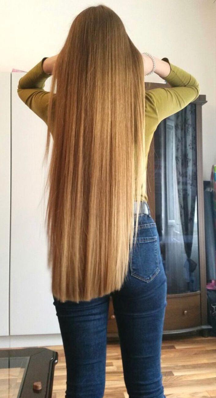 Long Straight blonde. Very nice. | Long hair styles, Hair ...