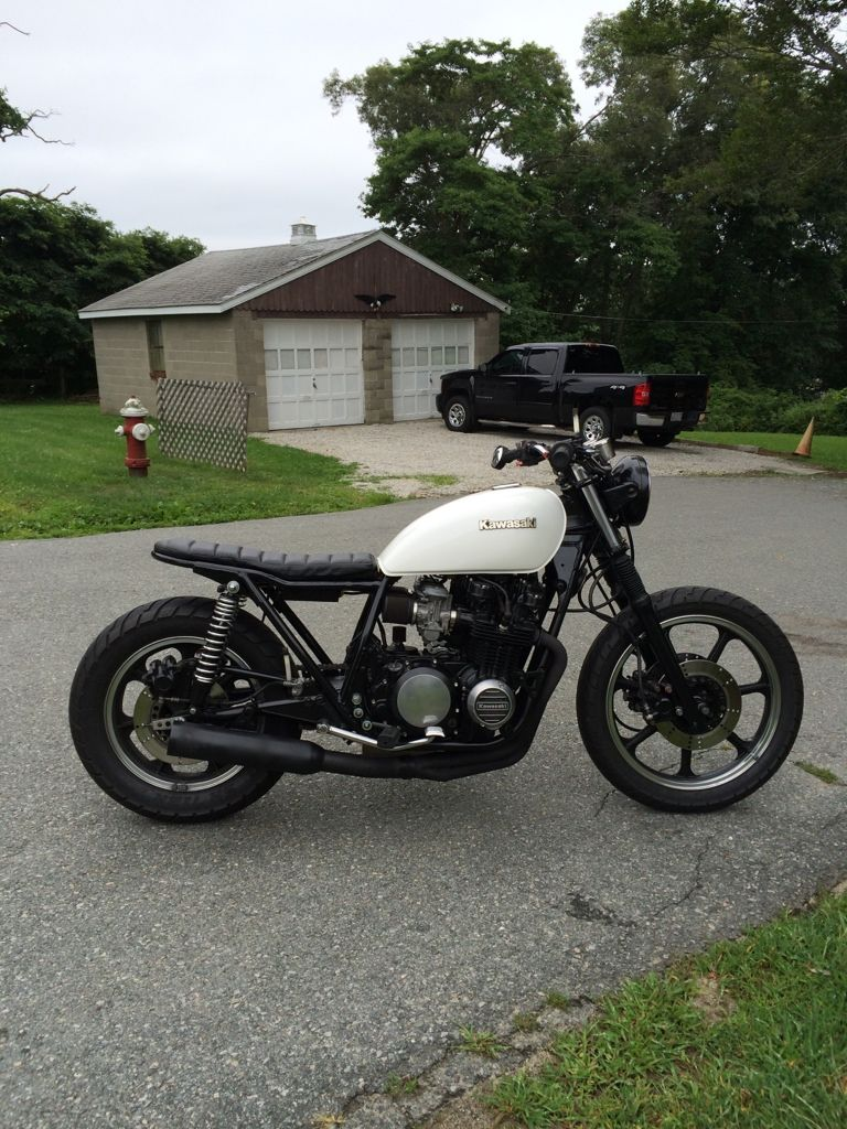 82 Kz750 Ltd Brat Style Build Updated