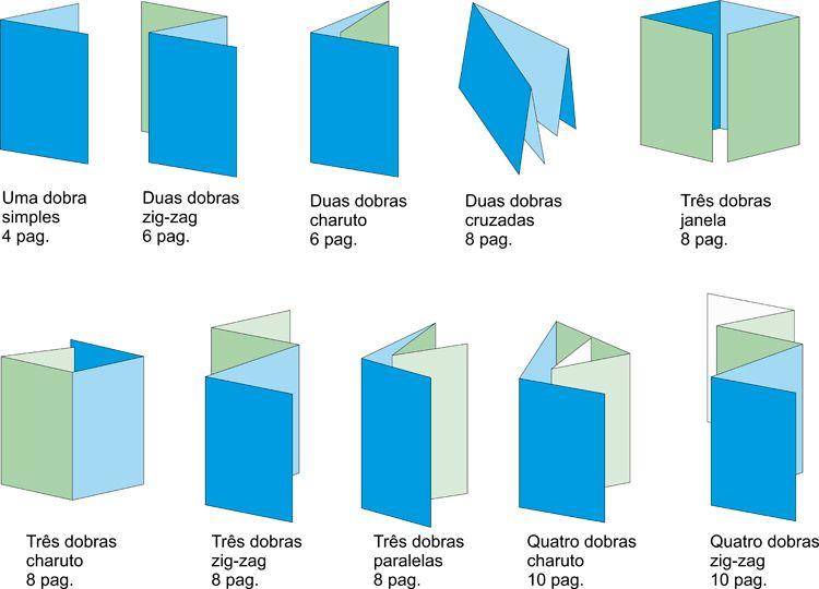 Modelos de folder com dobra mais usados normas tcnicas desenho modelos de folder com dobra mais usados toneelgroepblik Images