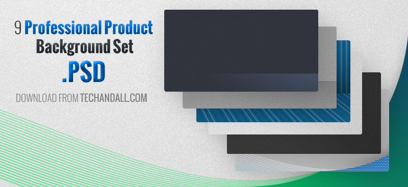 Eye catching product backgrounds are used widely these days to present products, screenshots, ord over views. We created 10 images that will add that extra professional look when your displaying y...