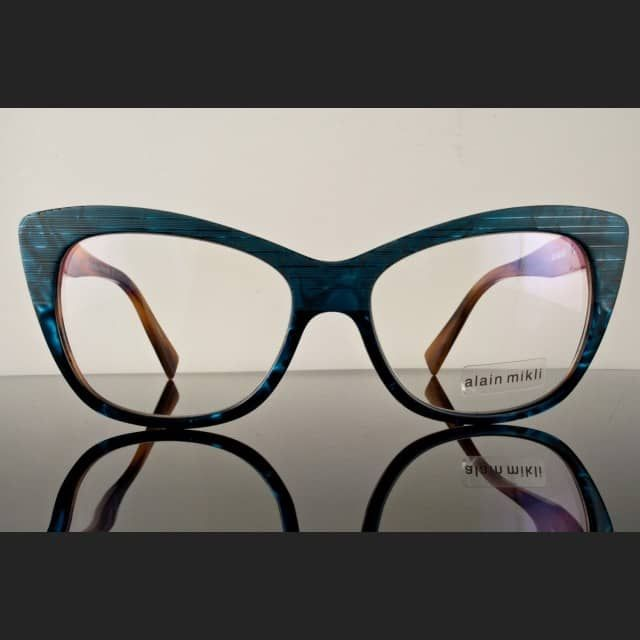 Alain Mikli A01346 is a new release eyeglass frame. The A01346 has a ...