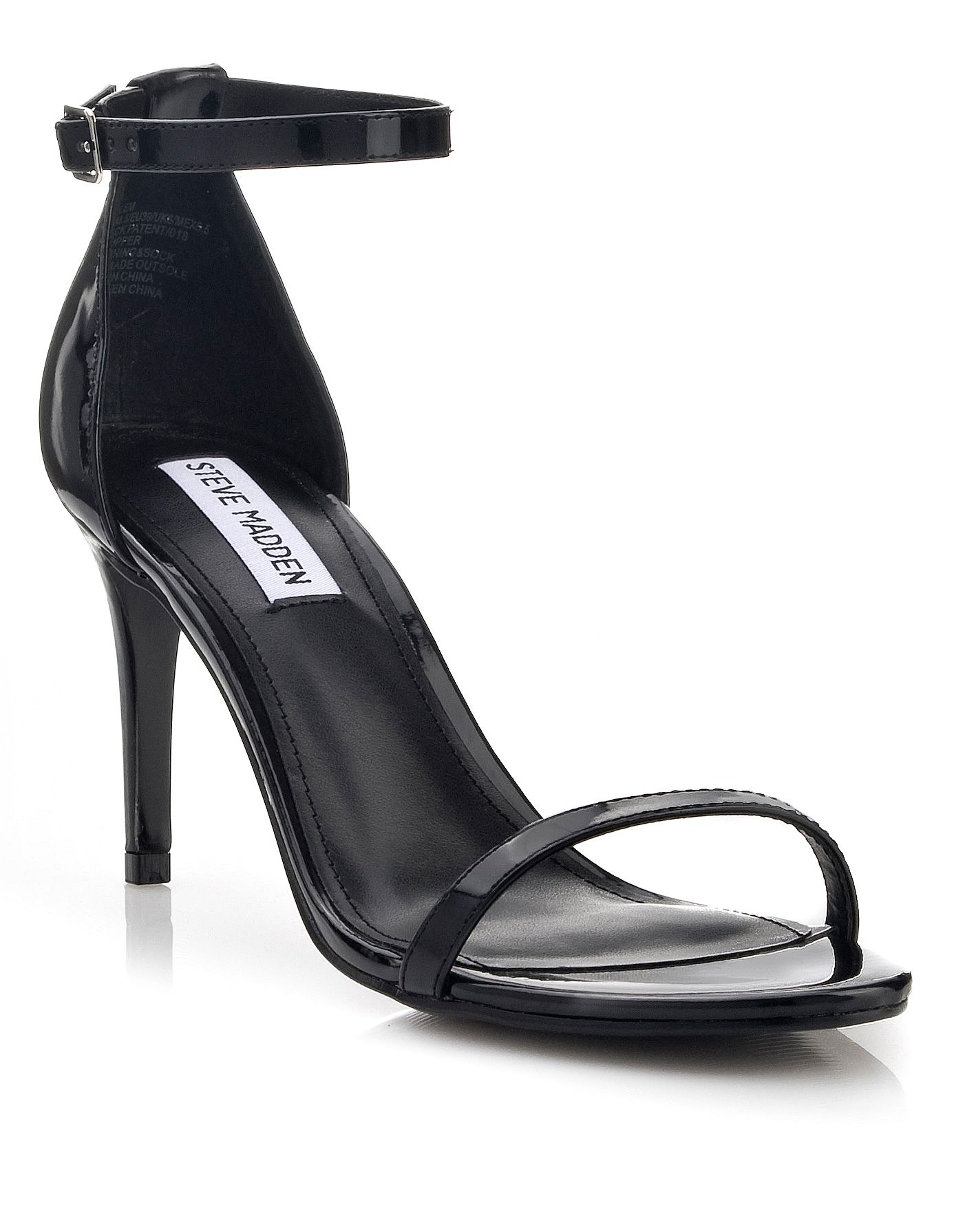 e30d84a70863 Steve Madden SALEM Black. Find this Pin and more on Steve Madden Spring  Summer 2018 by NAK shoes.