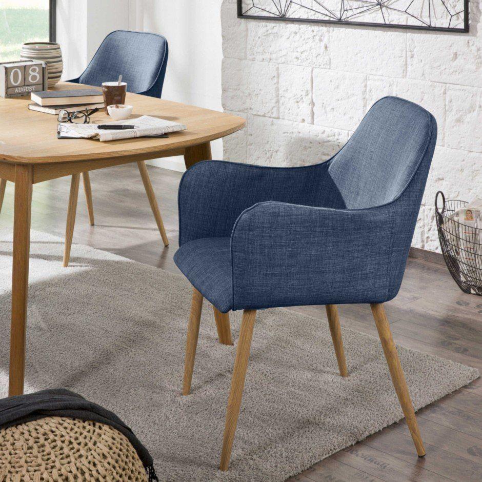 Stuhl Carl 2er Set Blau Stoff Gunstig Bei Segmuller Stuhle Gunstig Wohnzimmertisch Einrichten Und Wohnen