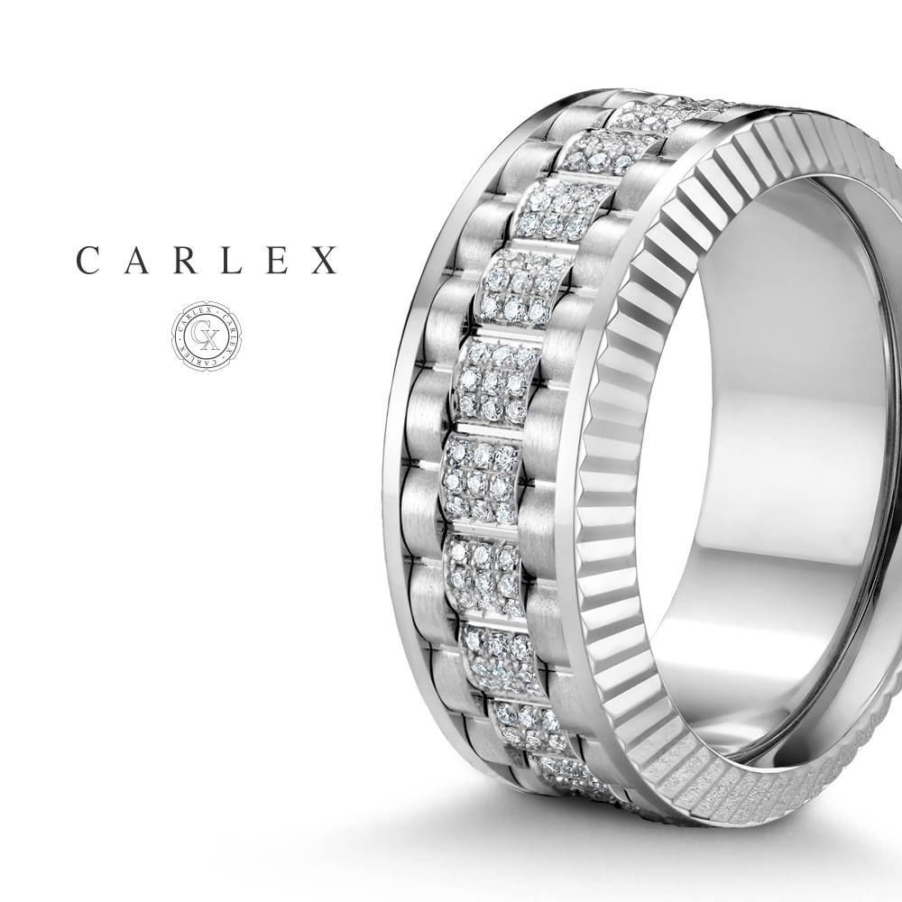 Bold & dapper. Forever luxurious CARLEX Collection at Siebke Hoyt ...
