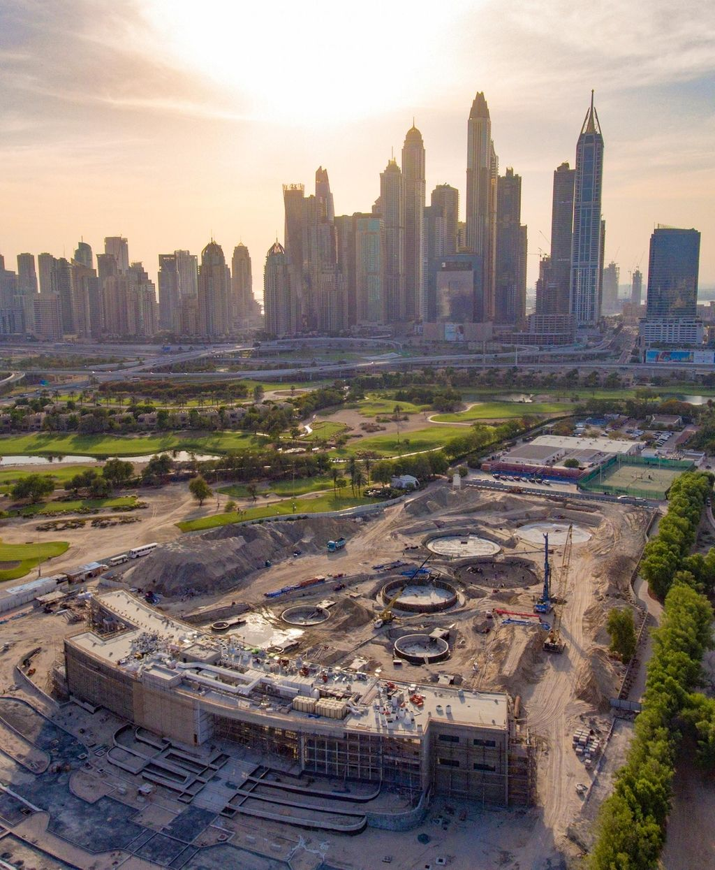 Topgolf Dubai: new entertainment destination to open at Emirates Golf Club