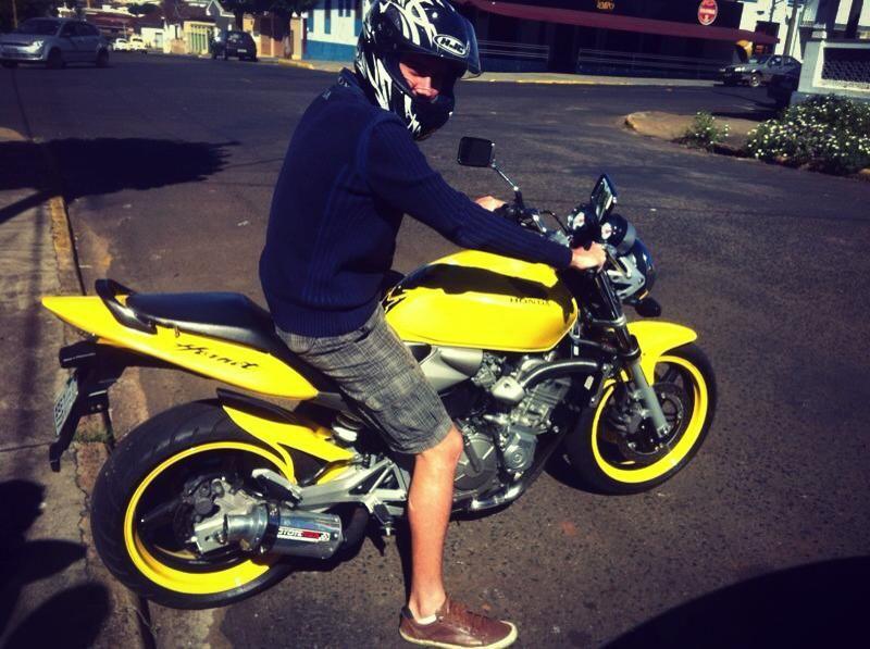 O motoboy!