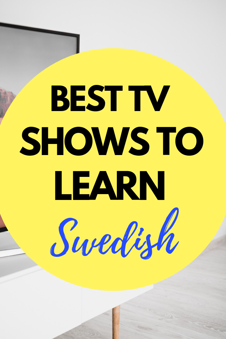Best Swedish Tv Shows With English Subtitles In 2020 Swedish Tv Series Learn Swedish Swedish Language Swedish