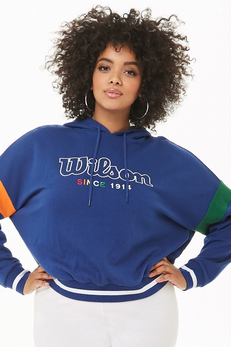 626e569f1c3 Plus Size Wilson French Terry Hoodie