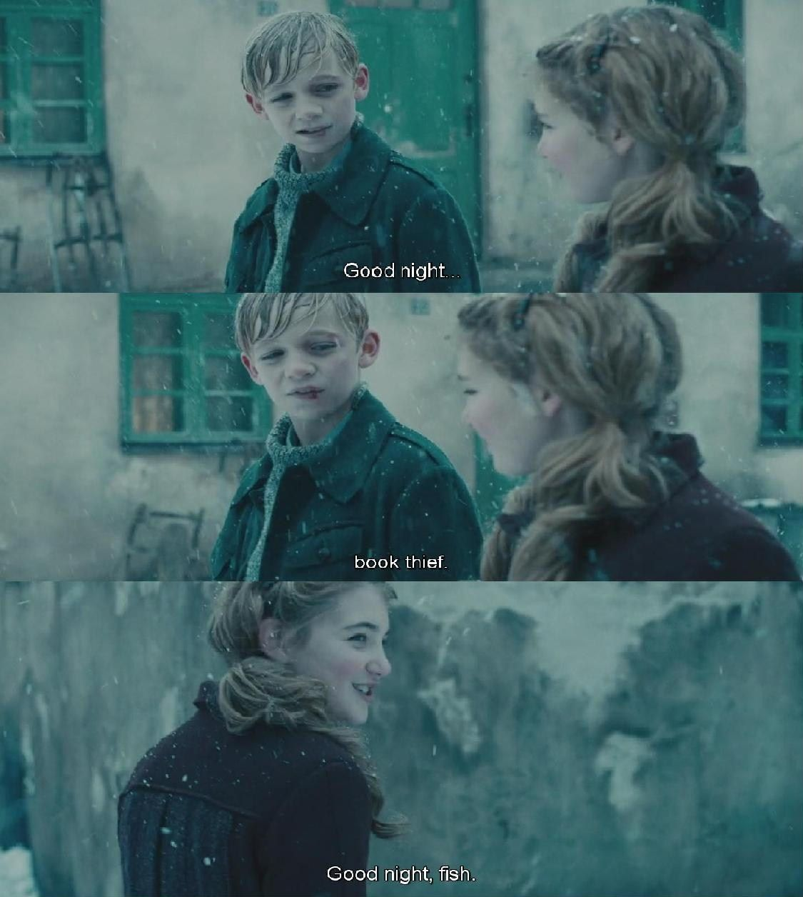 Rudy Steiner The Book Thief Quotes: The Book Thief The Day He Jumps In The River To Save Her