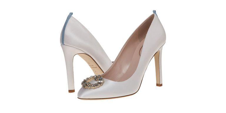 Sarah Jessica Parker Talks Her Sjp Bridal Shoe Launch Sarah Jessica Parker Bridal Shoes Shoes