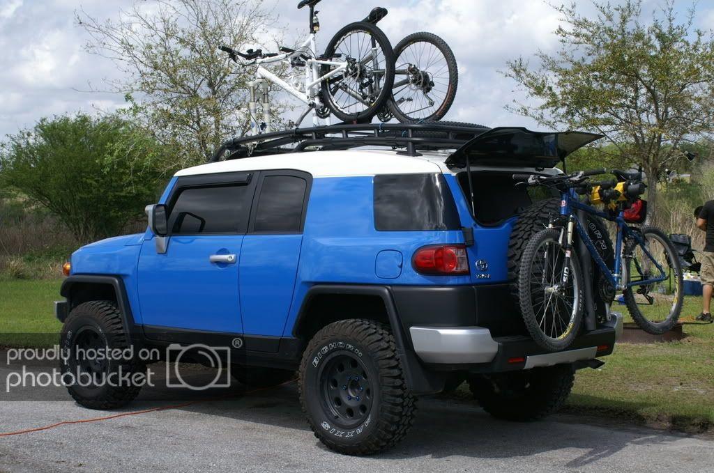 "The Official ""Bike Rack"" Thread Toyota FJ Cruiser Forum"