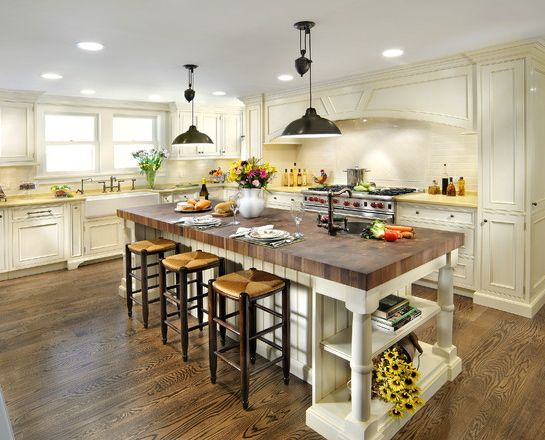 The Latest Trends In Kitchen Design Are To Have A Mismatch Vintage Pleasing Vintage Kitchens Designs 2018