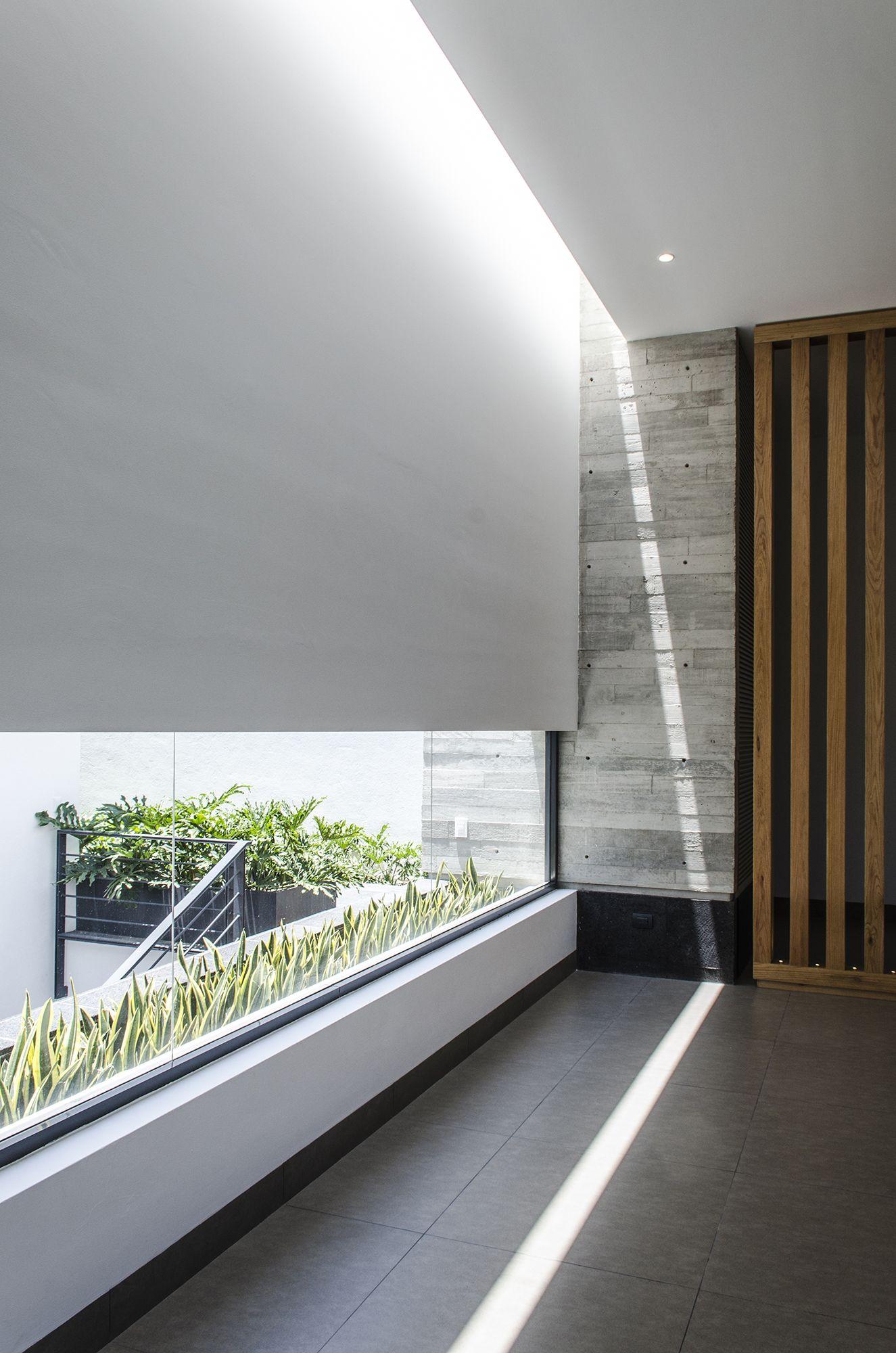 Modern Home Located in Aguascalientes, Ags. MX. Architect: Oscar ...
