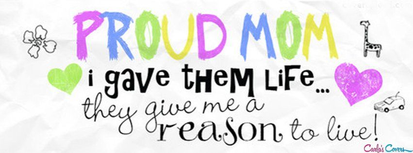 Awesome Proud Mama Quotes Pictures - Intelli-Response.com ...