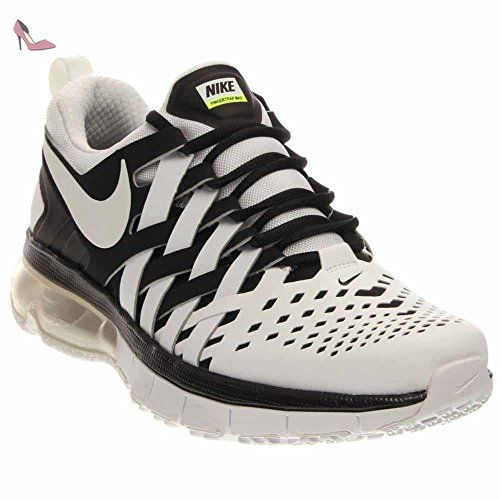 f03b9d2c05e2 Nike Men s Fingertrap Max Black White White Running Shoe 13 Men US - Crazy  By Deals discounts and bargains