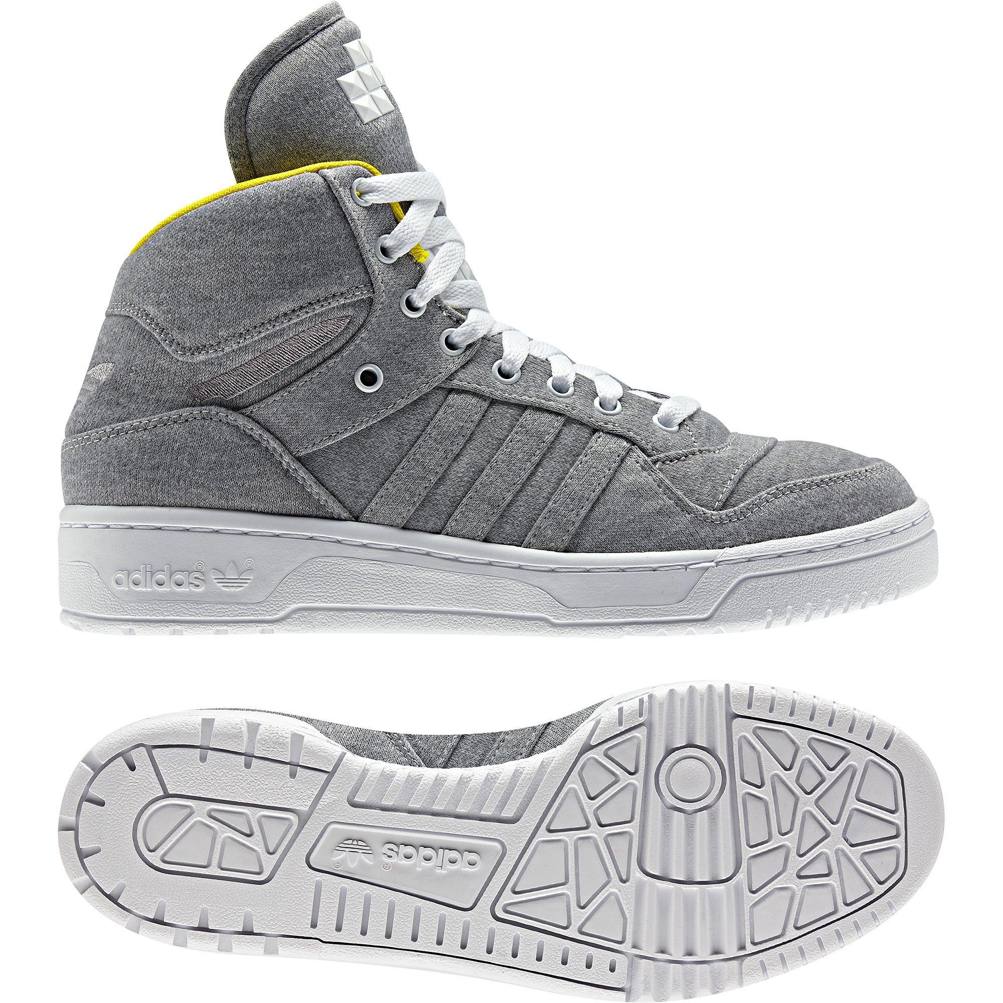 adidas sneaker frauen attitude logo