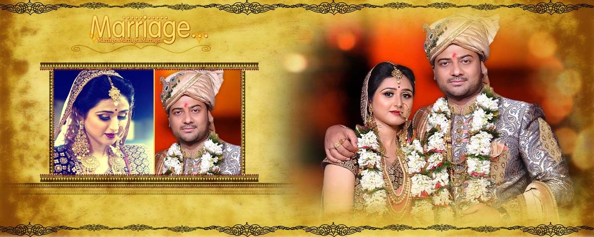 40+ Best Collections South Indian Wedding Album Design Templates